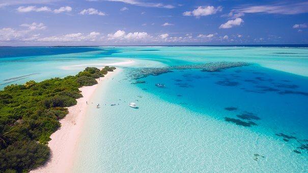 Maldivas, Trópico, Tropicales